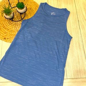 NWOT Nike Dri-fit blue workout tank size XS